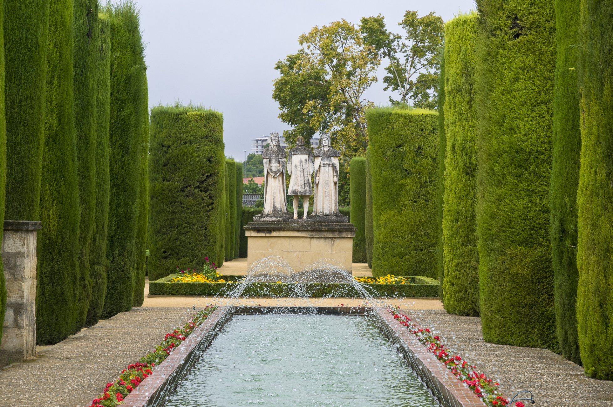 Los jardines de Colón
