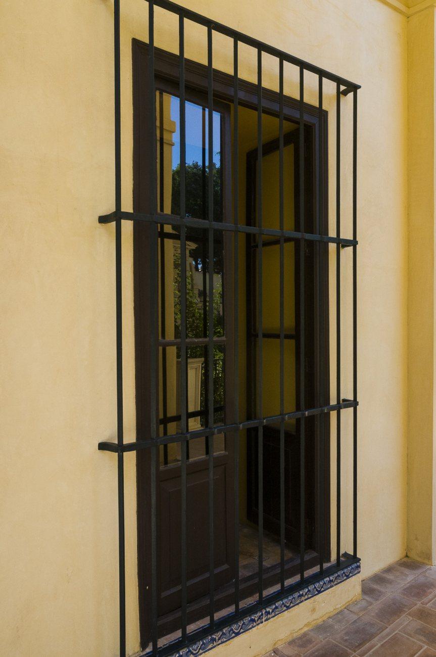 Una ventana del Alcázar